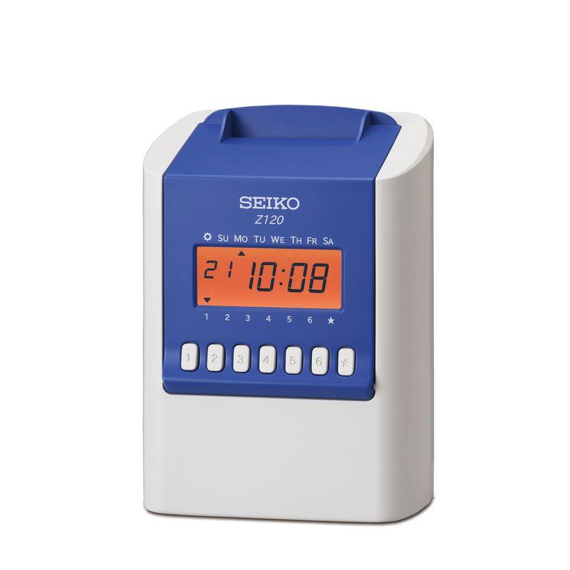 Rejestrator czasu pracy Seiko Precision Z-120