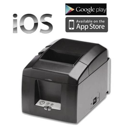 NOWOŚĆ!!! Drukarka POS z Bluetooth MFI pod iOS & Android