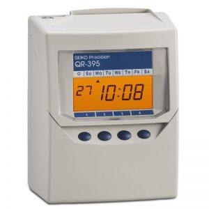 Rejestrator czasu pracy Seiko Precision QR-395