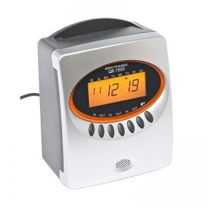 Rejestrator czasu pracy Seiko Precision QR7550
