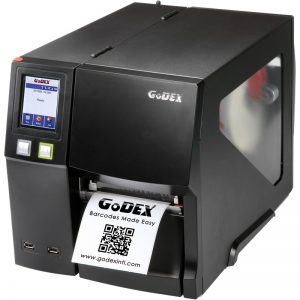 Termotransferowa drukarka etykiet Godex ZX1200i