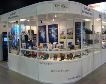 Compart International Targi Automaticon 2010