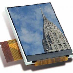 Wyświetlacze ciekłokrystaliczne TFT