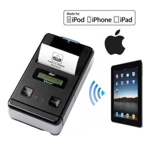 NOWOŚĆ!!! Drukarka do iPad'a, iPod'a i iPhone'a