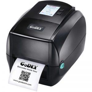 Termotransferowa drukarka etykiet Godex RT860i