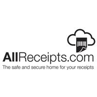 AllReceipts logo