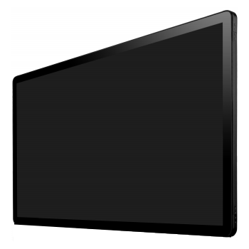 Large size OT touch monitor