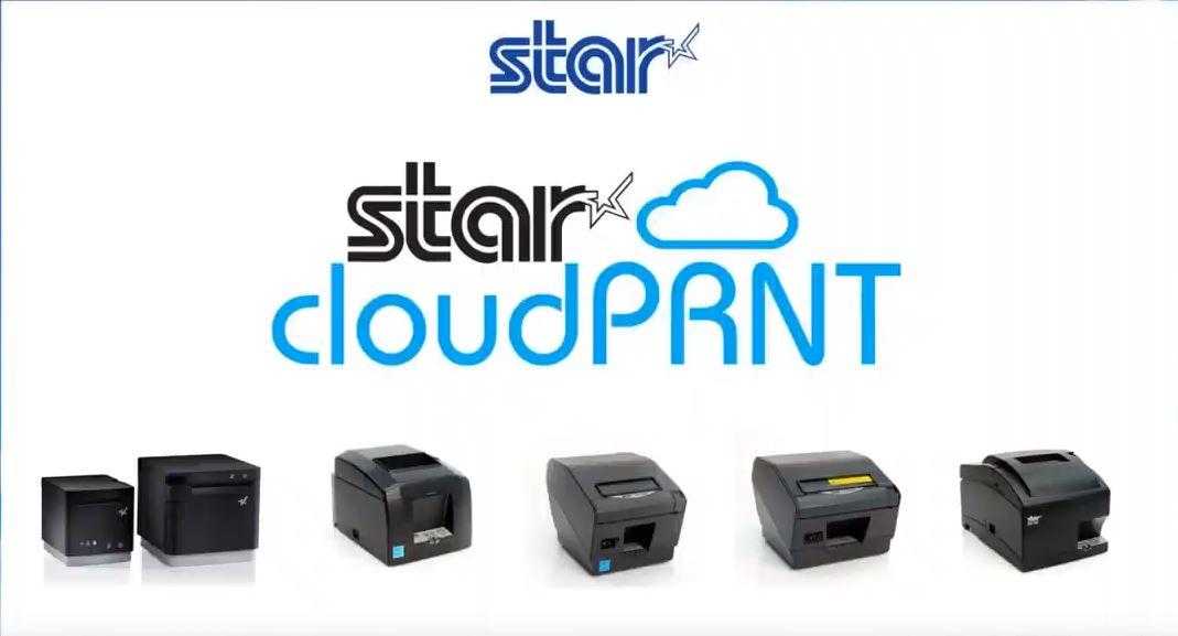 Drukowanie z chmury za pomocą drukarek POS